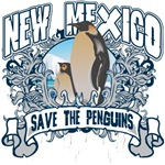 Save the Penguins New Mexico T-Shirts and Gifts