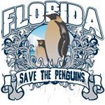Save the Penguins Florida T-Shirts and Gifts