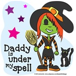 Witch (Daddy is under my spell)