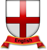 English Coats of Arms