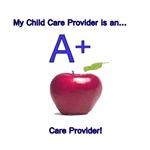 My Childcare Provider is an A+ provider!!