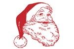Classic Santa Claus T-Shirt