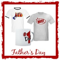 Father's Day T-Shirts and Gifts