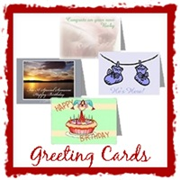 Greeting Cards and Note Cards