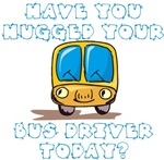 Have You Hugged Your Bus Driver Today?