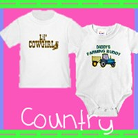 Country and Farming T-Shirts and Gifts