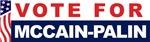 Vote McCain-Palin 08