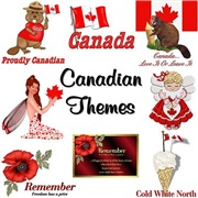 Canada and Canadian Themes