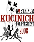No Strings Kucinich