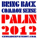 Common Sense Palin 2012