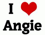 I Love Angie