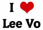 I Love Lee Vo