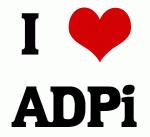 I Love ADPi