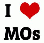 I Love MOs