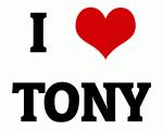 I Love TONY