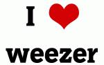 I Love weezer