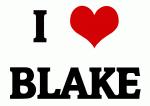 I Love BLAKE