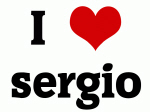 I Love sergio