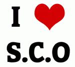 I Love S.C.O
