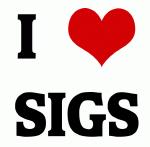 I Love SIGS