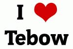 I Love Tebow