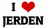 I Love JERDEN