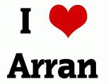 I Love Arran