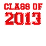 CLASS OF 2013 RED