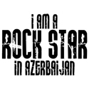 Rock Star In Azerbaijan