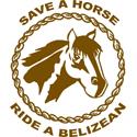 Ride A Belizean T-shirts