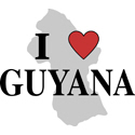 I Love Guyana Gifts
