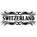 Tribal Switzerland T-shirt