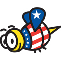 America Bee T-shirts