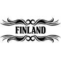 Tribal Finland T-shirt