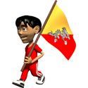 3D Bhutan T-shirt