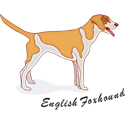 English Foxhound T-shirt English Foxhound T-shirts