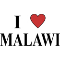 I Love Malawi T-shirts