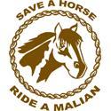 Ride A Malian T-shirts