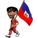 3D Haiti T-shirts