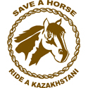 Ride A Kazakhstani T-shirt