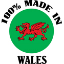 100% Made In Wales