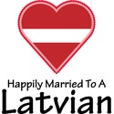 Happily Married Latvian
