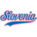 Retro Slovenia T-shirt
