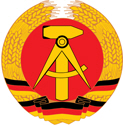 East Germany Coat Of Arms