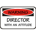 Director T-shirt, Director T-shirts