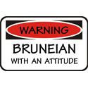 Attitude Bruneian