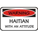 Attitude Haitian