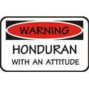 Attitude Honduran