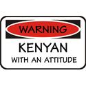 Attitude Kenyan
