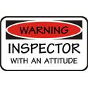 Inspector T-shirt, Inspector T-shirts
